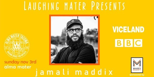 Laughing Mater with  Jamali Maddix