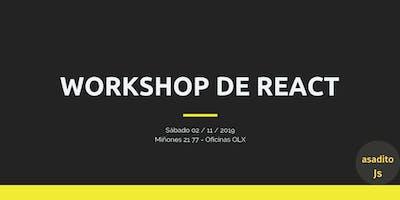 Workshop de React for Beginners