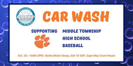 Car Wash Supporting MTHS Baseball