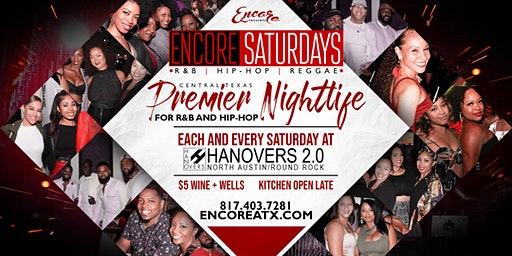Encore Saturdays 12.14 | DJ Donte