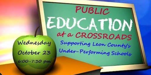 Public Education at a Crossroads