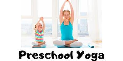 Preschool Yoga Course