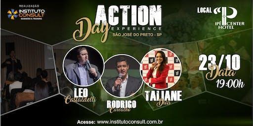 ACTION DAY - SEJA O HERÓI DA SUA VIDA!  SJRP