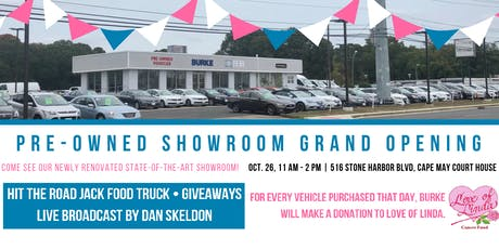Pre-owned Showroom Grand Opening tickets
