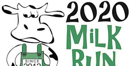 2020 Healthy Living Expo/Milk Run 5K Sponsor Payment tickets