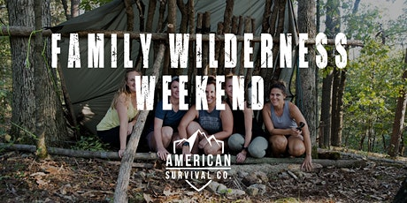 Family Wilderness Weekend  - AR tickets