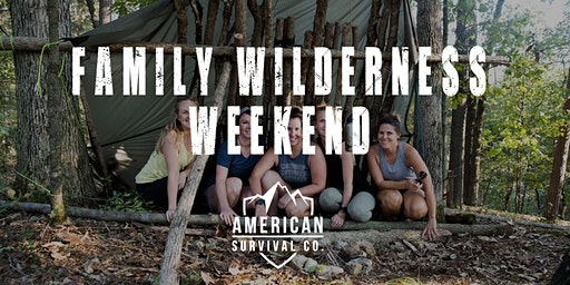 Family Wilderness Weekend  - AR