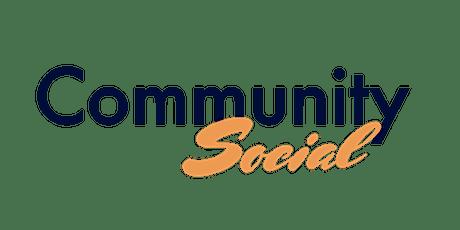 Community Social tickets