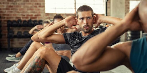 Bootcamp Interval Training with Leandro Carvalho
