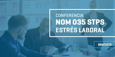 VersiónTI, te invita a la conferencia: NOM 035 STPS - Estrés Laboral