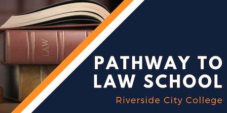 RCC Pathway to Law School Enrollment & Checkup Workshop tickets