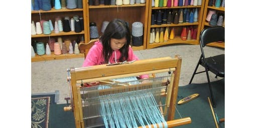 Trial  Weaving Class (First Time Deal) (2019-10-19 starts at 10:00 AM)