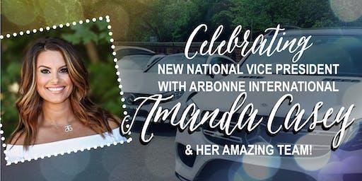Amanda Casey's Nation Celebration
