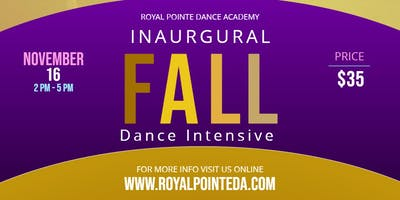 Fall Dance Intensive