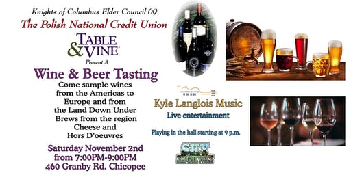 Wine & Beer Tasting to Benefit Lorraine's Soup Kitchen & Pantry