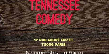 Tennessee Comedy billets