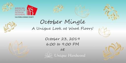ASID OC October Mingle at Unique Hardwood