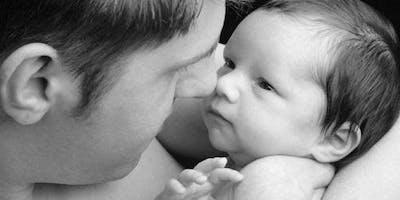 Dads Baby Massage