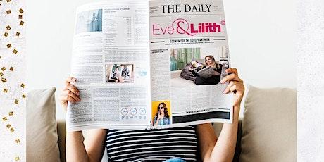 Eve&Lilith netwerklunch tickets