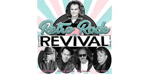 Valentines Dance with Retro Rock Revival
