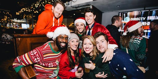 NYC Ugly Sweater Crawl