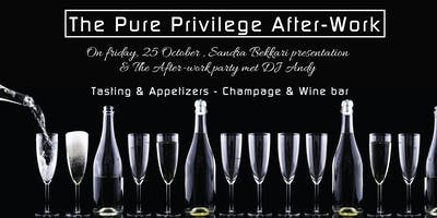 Pure Privilege  After-Work Party  met Sandra Bekkari & DJ Andy