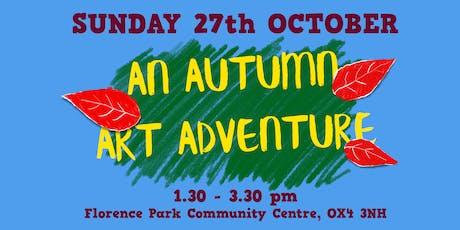 An Autumn Art Adventure tickets