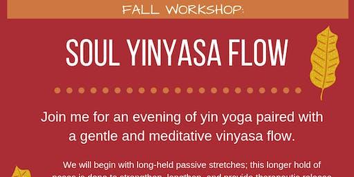 Candlelit Soul Yinyasa Flow