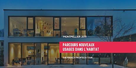 Le démonstrateur nouveaux usages dans l'habitat Montpellier billets