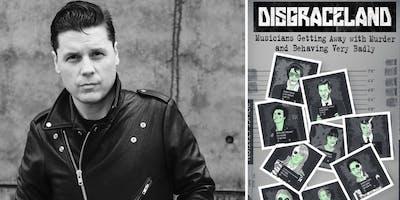 Jake Brennan discusses & signs DISGRACELAND