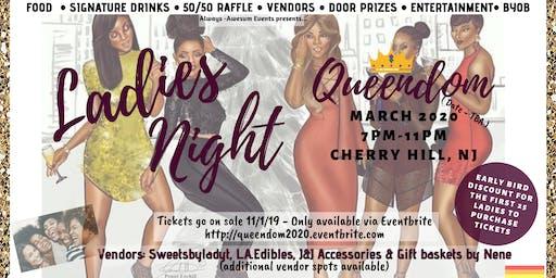 Queendom Ladies Night 2020