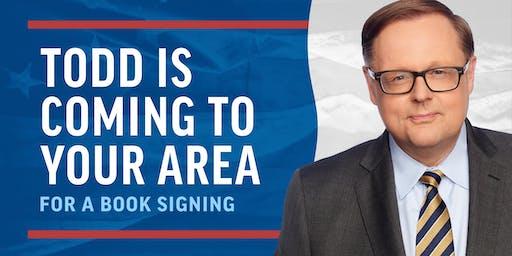 Todd Starnes Book Signing - San Antonio