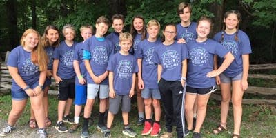 4-H Summer Camp, Deposit (Jackson County)