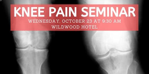 Ozzie Smith Center KNEE Pain Brunch - Oct. 23