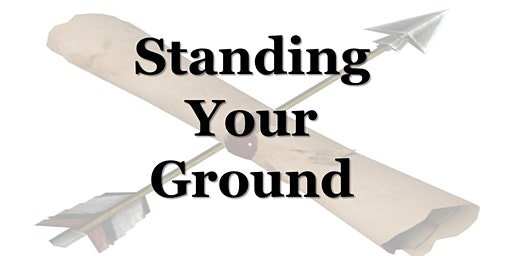 Standing Your Ground (2/29)