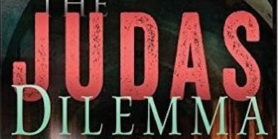 Robert Heath Signs His Pensacola Murder Mystery, The Judas Dilemma