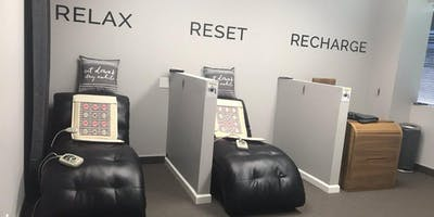 Relax -- Reset -- Recharge at Foskaris Wellness Center Open House