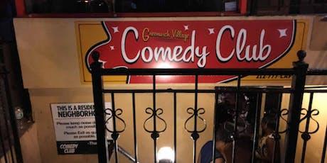 Clayton Fletcher Comedy Show at Greenwich Village Comedy Club tickets
