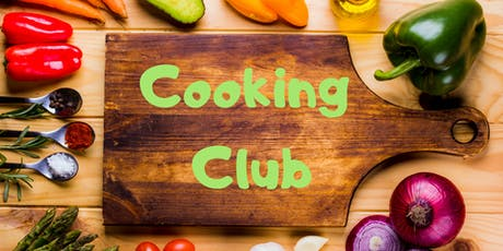 Cooking Club 4-11 year olds tickets