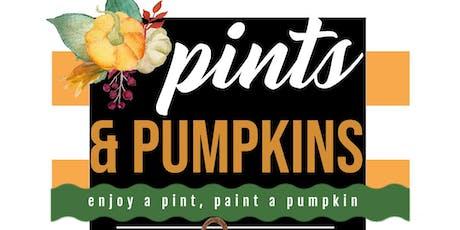 Pints and Pumpkins tickets