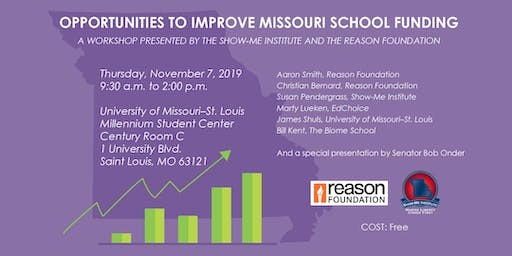Workshop-Opportunities to Improve Missouri School Funding