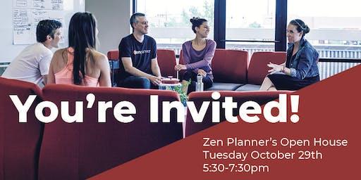 Zen Planner Hiring Open House