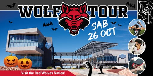 Wolf Tour October 26th
