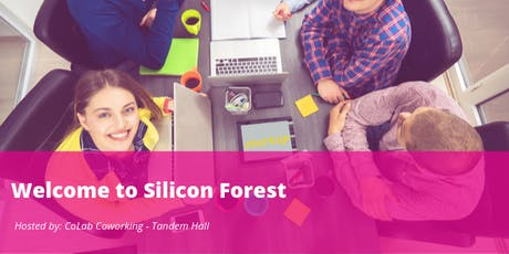 Welcome to Silicon Forest: Vancouver tickets