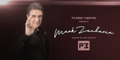 Tuesday Night Magic with Mark Zacharia tickets