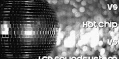 LCD SOUNDSYSTEM vs HOT CHIP vs CUT COPY dance party tickets