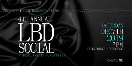 4th  Annual LBD Social tickets