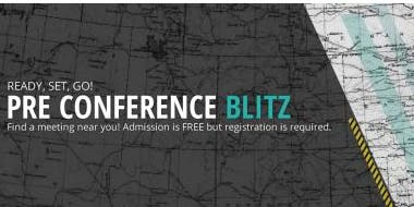 Asheville NC - Pre Conference Blitz