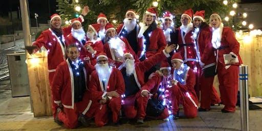 RDJ Cork Santa Cycle