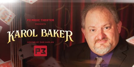 Tuesday Night Magic with Karol Baker tickets